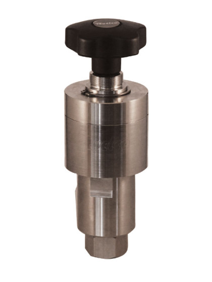 RD-1 2-Way N.O. Dump Valve with Override (Model 8001)
