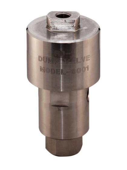 RD-1双通泄放阀  (型号8001)
