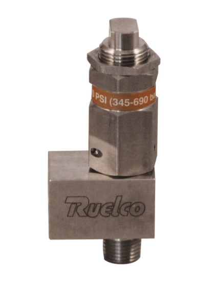 RV-1 Low Pressure Relief Valve  (Model 7500)